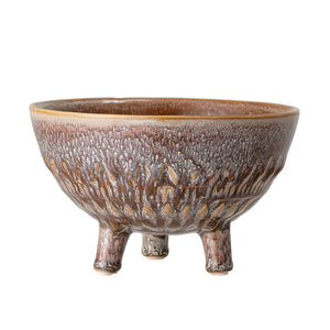 BLOOMINGVILLE - Cecile Planter, Brown - Frenchbazaar -Bloomingville