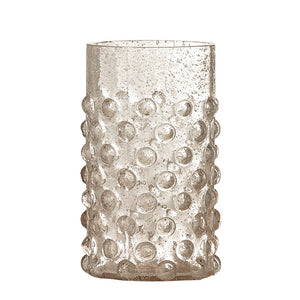 BLOOMINGVILLE - Freja Drinking Glass, Rose, Glass - Frenchbazaar -Bloomingville