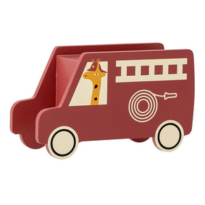 BLOOMINGVILLE - Hiron Fire Truck Money box - Frenchbazaar -Bloomingville