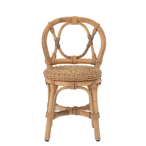 BLOOMINGVILLE - Hortense Chair, Nature, Rattan - Frenchbazaar -Bloomingville