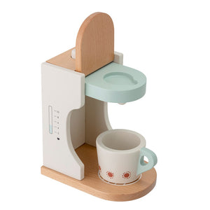 BLOOMINGVILLE  - Kids Wood Coffee Express Machine Toy - Frenchbazaar -Bloomingville