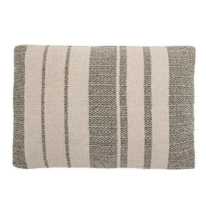 BLOOMINGVILLE - Chloe Cushion Stripe green