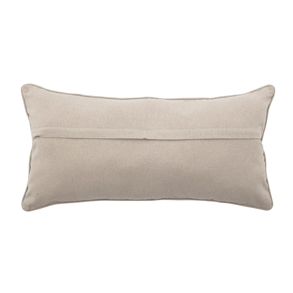 BLOOMINGVILLE - Elita Cushion, Multi-color, Cotton