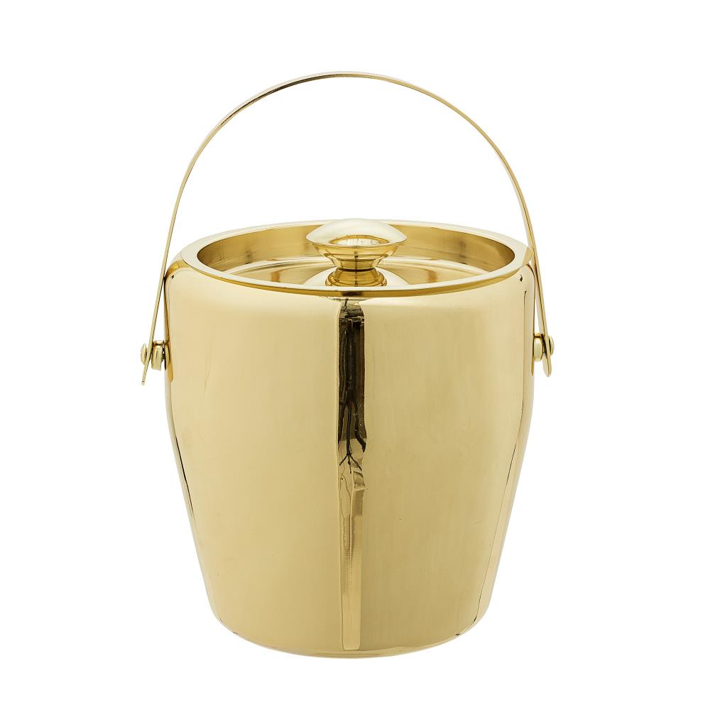 Ice Bucket Stainless Steel, Gold