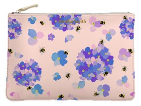 FENELLA SMITH- Bee Vegan Leather Pouch - Frenchbazaar -Fenella Smith
