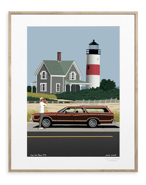 CAPE COD - Frenchbazaar -Image Republic