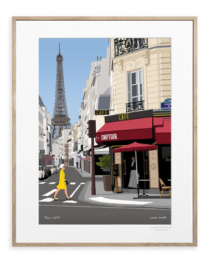PARIS - Frenchbazaar -Image Republic