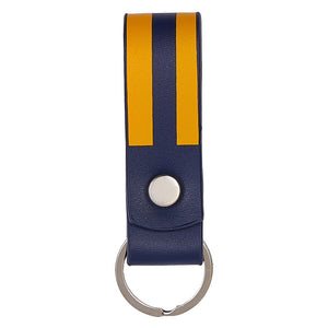 FENELLA SMITH- Tao Vegan Leather Key Ring - Frenchbazaar -Fenella Smith