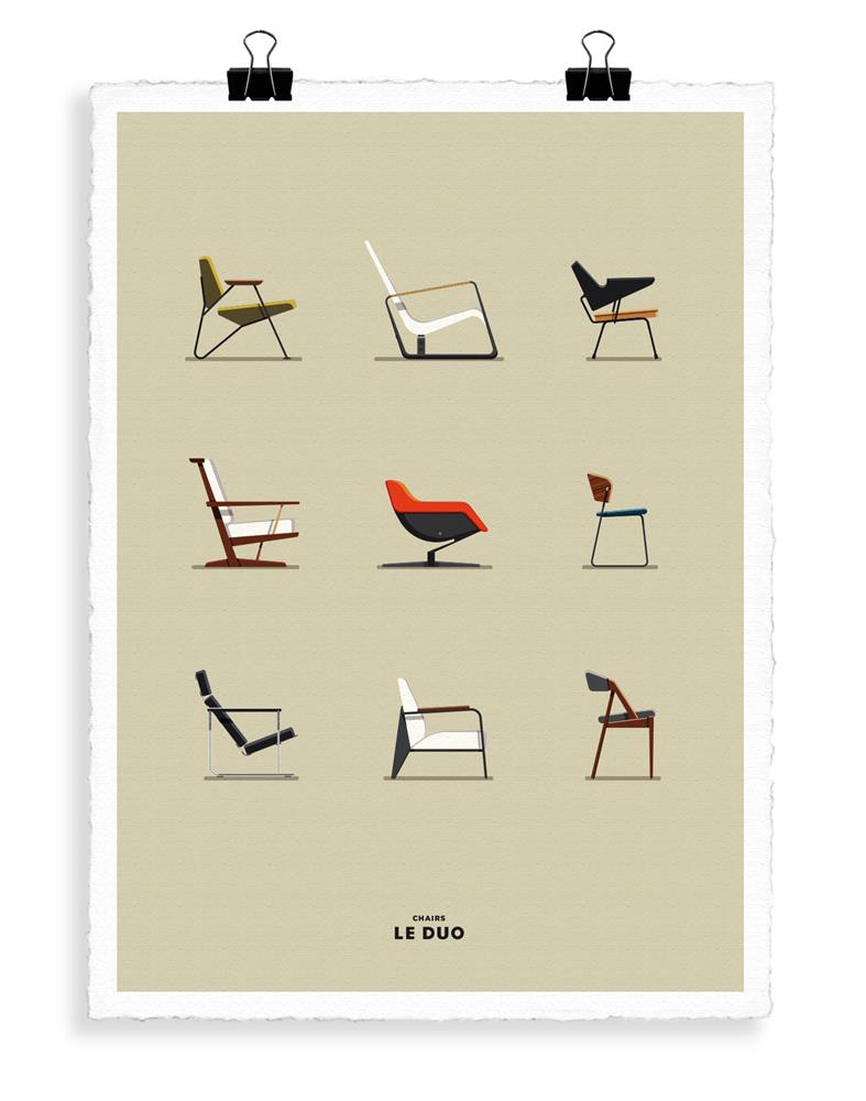 CHAIRS - Frenchbazaar -Image Republic