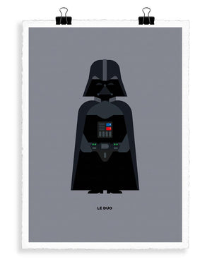 SOLO 12 - VADER - Frenchbazaar -Image Republic