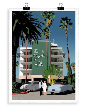 BEVERLY HILLS - Frenchbazaar -Image Republic