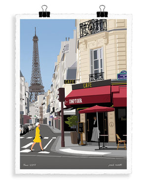 PARIS - MARIOTTI - Frenchbazaar -Image Republic