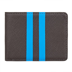 FENELLA SMITH- Noah Vegan Leather Wallet - Frenchbazaar -Fenella Smith