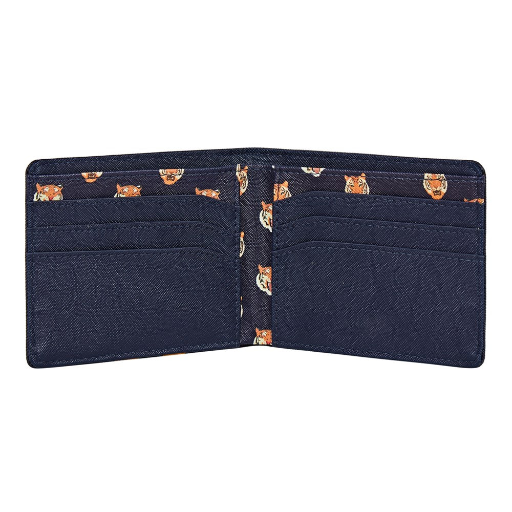 FENELLA SMITH- Tao Vegan Leather Wallet - Frenchbazaar -Fenella Smith