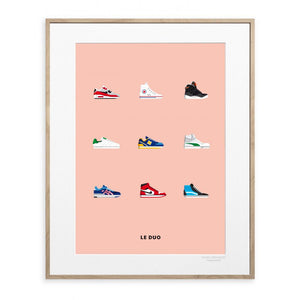 SNEAKERS - Frenchbazaar -Image Republic