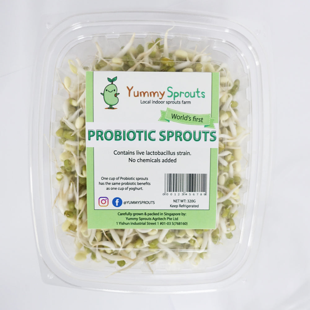 Probiotic Sprouts