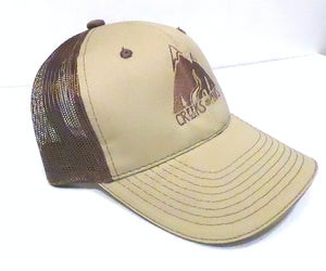 Brim Trucker Hat