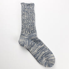 Anonymous Ism 2-pack Slub Crew Socks - Light Blue - Sunset Dry Goods