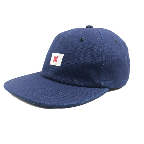 Best Made Co. Kojima Canvas Ball Cap - Indigo - Sunset Dry Goods