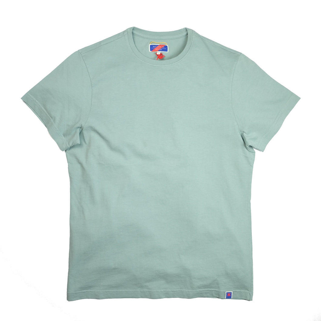 Best Made Co. Standard Tee - Sea Green - Sunset Dry Goods