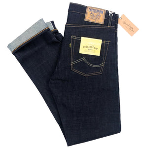 "Cheese Denim Works ""SF-141"" 15oz. Japanese Selvedge Jeans (Slim Cut) - Sunset Dry Goods & Men's Supply PH"