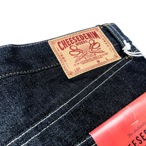 "Cheese Denim Works ""SF-54XX"" 16oz. Japanese Selvedge Jeans (Tight Cut) - Sunset Dry Goods & Men's Supply PH"