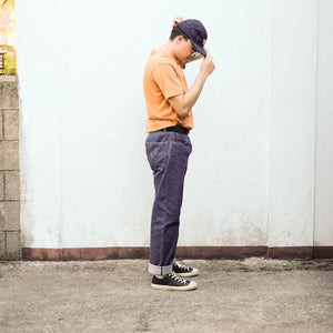 Cheese Denim Works 'SF-66x' Unsanforized Selvedge Jeans (Regular Cut) - Sunset Dry Goods & Men's Supply PH