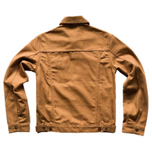 Double Hammer 'DC14' 14oz. Duck Canvas Trucker Jacket - Sunset Dry Goods
