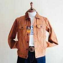 Double Hammer 'DC14' 14oz. Duck Canvas Trucker Jacket - Sunset Dry Goods & Men's Supply PH