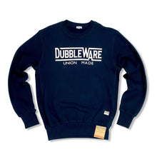 Dubbleware 'Union Made' Sweater - Navy - Sunset Dry Goods & Men's Supply PH