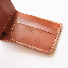 Fieldwork Co. 'Issa' Leather Wallet - Brown - Sunset Dry Goods