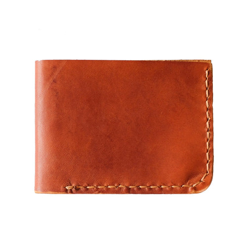 "Fieldwork Co. ""Issa"" Leather Wallet - Brown - Sunset Dry Goods & Men's Supply PH"
