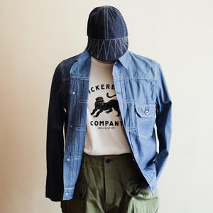 FOB Factory 'F2382' Chambray Jacket - Sunset Dry Goods & Men's Supply PH