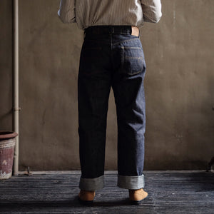 Twerd Mfg. '30's Jean' 13.5oz. Unsanforized Japanese Selvedge Jeans (Regular Cut)