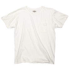 Knickerbocker Mfg. Co. Pocket Tube Tee - Milk - Sunset Dry Goods