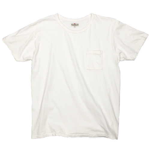 Knickerbocker Mfg. Co. Pocket Tube Tee - Milk