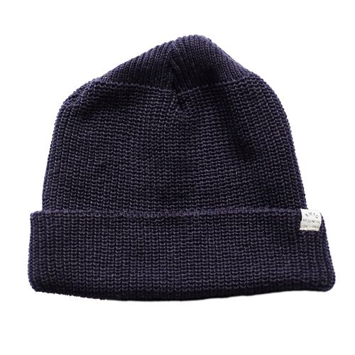 Knickerbocker Mfg. Co. 'Type II' Cotton Watch Cap - Navy