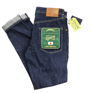 "Kerbside & Co. ""Lot 81-01"" 13oz. Japanese Selvedge Jeans (Slim Tapered) - Sunset Dry Goods & Men's Supply PH"
