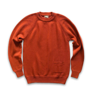 Knickerbocker Mfg. Co. 'Barge' Sweater - Brick - Sunset Dry Goods & Men's Supply PH