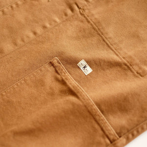 Knickerbocker Mfg. Co. Painter Coat - Walnut - Sunset Dry Goods & Men's Supply PH