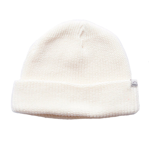 Knickerbocker Mfg. Co. 'Type II' Cotton Watch Cap - Natural - Sunset Dry Goods