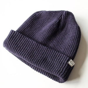 Knickerbocker Mfg. Co. 'Type II' Cotton Watch Cap - Navy - Sunset Dry Goods