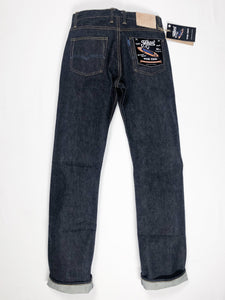 Mihane & Co. 'Wood Pirns' 18oz. Unsanforized Selvedge Jeans (Slim Straight) - Sunset Dry Goods