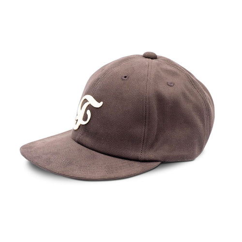Mr. Fatman 'F' Cap - Charcoal - Sunset Dry Goods & Men's Supply PH