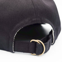 Mr. Fatman 'JX Cotton Twill' Cap - Black - Sunset Dry Goods & Men's Supply PH