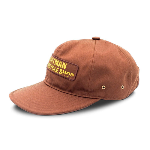 Mr. Fatman 'JX Cotton Twill' Cap - Brown - Sunset Dry Goods & Men's Supply PH