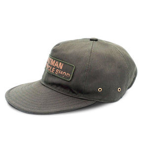 Mr. Fatman 'JX Cotton Twill' Cap - Green - Sunset Dry Goods & Men's Supply PH