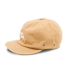 Mr. Fatman 'Minerva' Cap - Beige - Sunset Dry Goods & Men's Supply PH