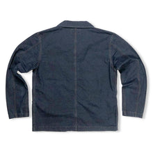 Pherrow's 'PMCS1' Military Poplin Jacket - Navy - Sunset Dry Goods & Men's Supply PH