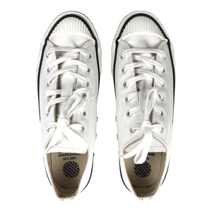 PRAS Shellcap Low Color Hanpu Sneakers - White x White - Sunset Dry Goods